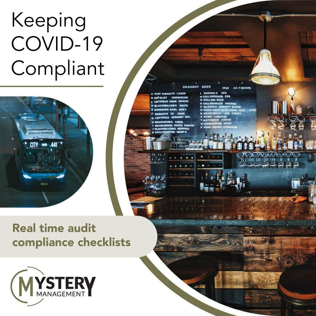 Covid-19 Compliant - Mystery Management